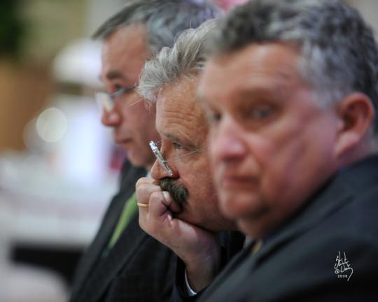 Dyrektorzy Stadnin / Directors of the State Studs, fot. Stuart Vesty